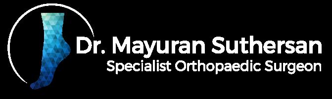 Dr Mayuran Suthersan Logo